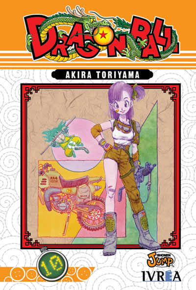 Dragon Ball ~ Tomo 10 [Completo]