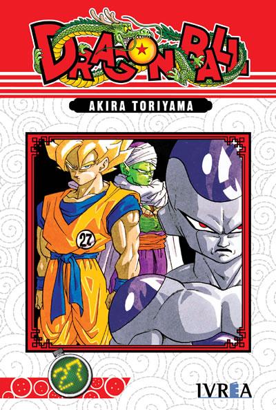 Dragon Ball Z Capítulo 320 [Manga]