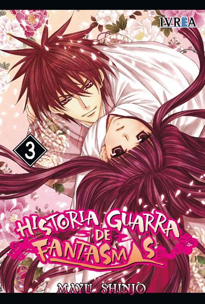 Novedades de la Editorial IVREA (02/2/12) - YA A LA VENTA Historiaguarradefantasmas_03