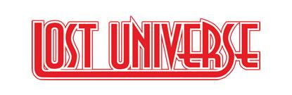 LOST UNIVERSE ARGUMENTO Logo