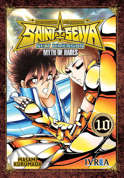 Saint Seiya Next Dimension Myth of Hades