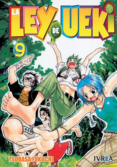 La Ley de Ueki #9
