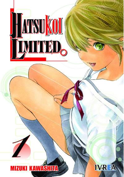 Resultat d'imatges de hatsukoi limited primer tomo