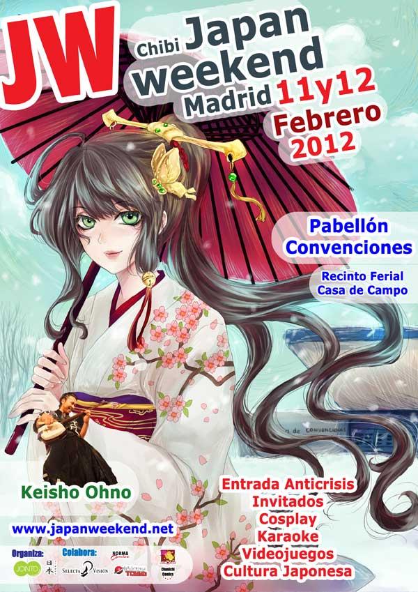 Chibi japan weekend madrid este fin de semana los secretos de ivrea - Recinto ferial casa de campo madrid ...