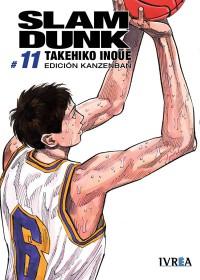 Slam Dunk edición Kanzenban #11
