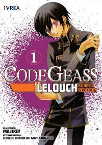 Code Geass: Lelouch, el de la rebelión #1