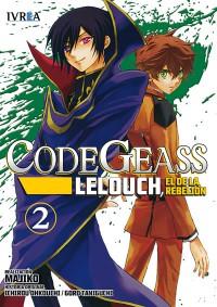 Code Geass: Lelouch, el de la rebelión #2