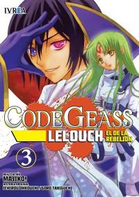 Code Geass: Lelouch #3