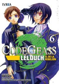 Code Geass: Lelouch #6