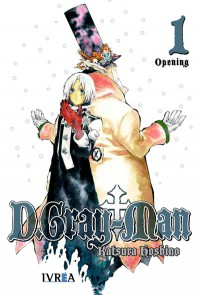 D.Gray-man #1