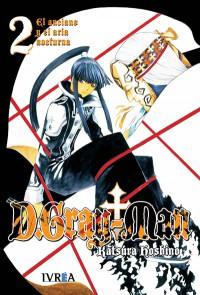 D.Gray-man #2