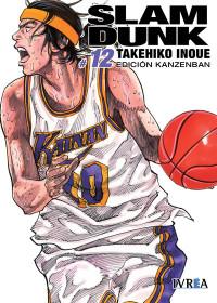 Slam Dunk edición Kanzenban #12
