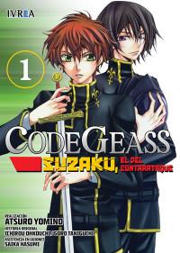 Code Geass: Suzaku, el del contraataque #1
