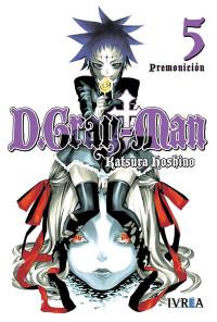D.Gray-man #5