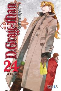 D.Gray-man #24