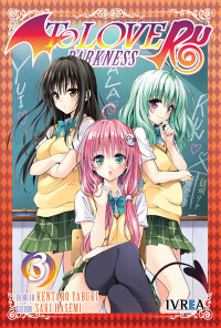 To-Love-Ru Darkness #3