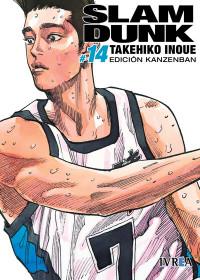 Slam Dunk edición Kanzenban #14