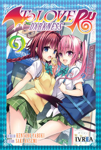 To-Love-Ru Darkness #5