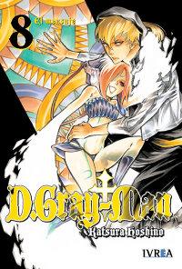 D.Gray-man #8