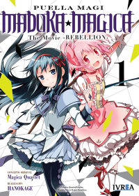 Madoka Magica The Movie -Rebellion- #1