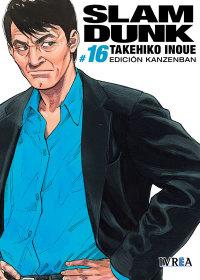 Slam Dunk edición Kanzenban #16