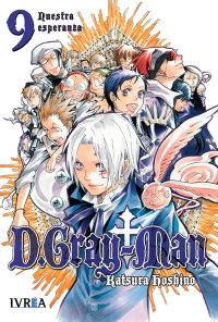 D.Gray-man #9