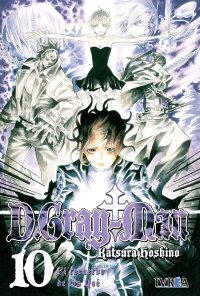 D-Gray-man #10
