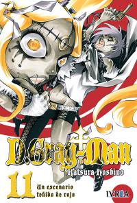 D.Gray-man #11