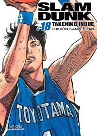 Slam Dunk edición kanzenban #18