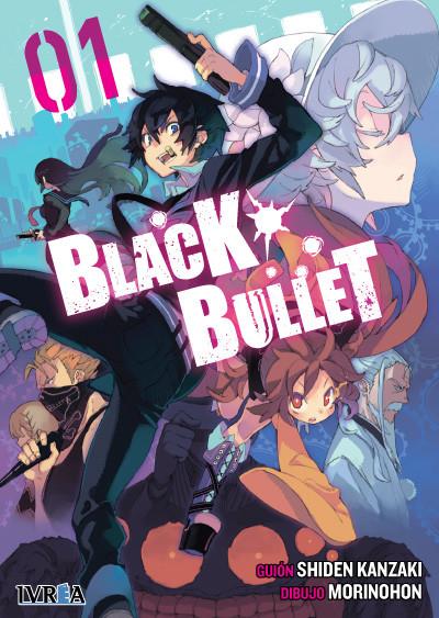 BLACK BULLET #1