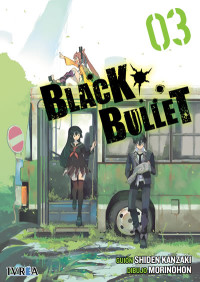 Black Bullet #3
