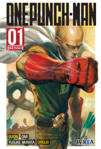 ONE PUNCH-MAN #1 (¡3° EDICIÓN!) – € 8.-