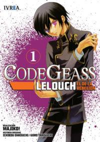 CODE GEASS: LELOUCH #1 - € 8.-