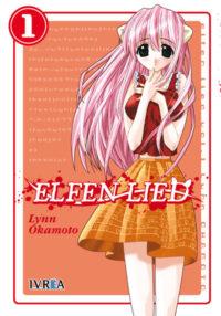 ELFEN LIED #1 - € 8.-