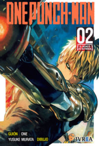 ONE PUNCH-MAN #2 – € 8.-