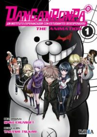 DANGANRONPA THE ANIMATION #1 – € 8.-